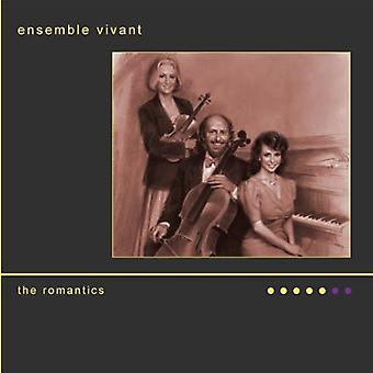Ensemble Vivant - romantikere [CD] USA importerer