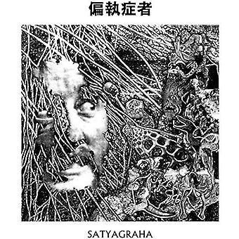 Paranoid - Satyagraha [CD] USA import