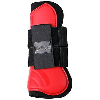 QHP Tendon Protector Bright Red Pony (Horses , Pony world , Various)