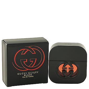 Gucci Guilty Black Pour Femme Eau de Toilette 50ml EDT Spray