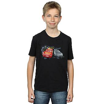 Disney Boys Cars Lightning Vs Storm T-Shirt