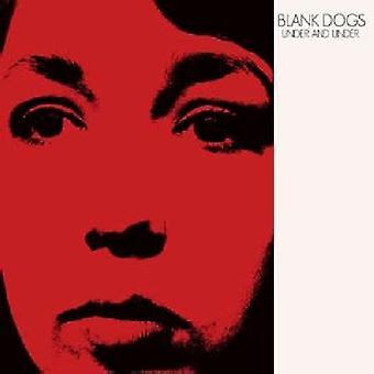 Blank Dogs - Under & Under [Vinyl] USA import