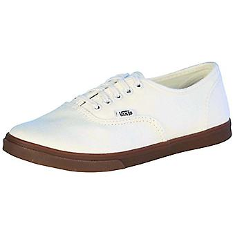 Vans Womens Authentic Lo Pro Canvas Low Top Lace Up Fashion Sneaker