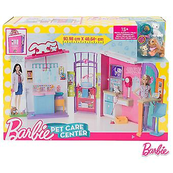 Barbie Barbie Clinica De Mascotas (Toys , Dolls And Accesories , Dolls , Houses)