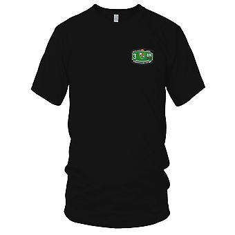 US Army - 3e Bn 75th Ranger Regiment spécialité professionnelle militaire MOS notation brodé Patch - Shirt enfant T