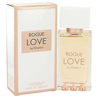 Rihanna Rogue Love Eau de Parfum 125ml EDP Spray