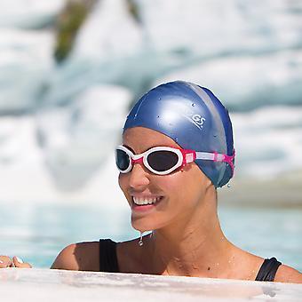 Mittelerweile Frauen Venus schnell anpassen schwimmen Brille Pink mit UV-Schutz