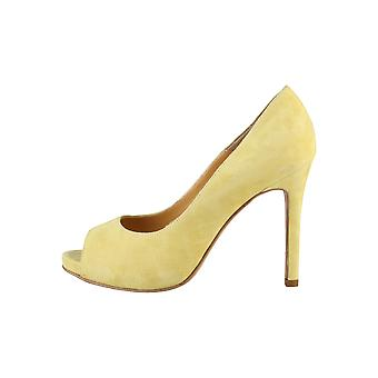 Made in Italia Women Pumps Heels Yellow