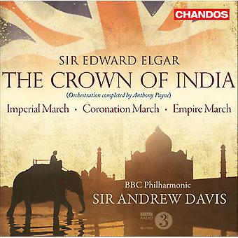 E. Elgar - Sir Edward Elgar: The Crown of India [CD] USA import