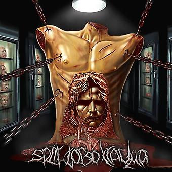 Split Torso traumer - Split Torso traumer [CD] USA importerer