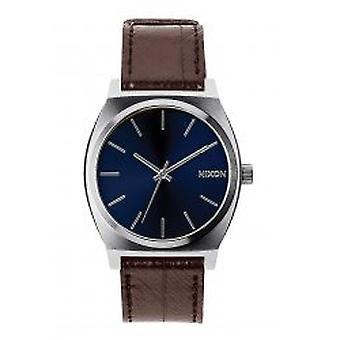 Nixon de tijd-Teller Blue Brown (A0451524)