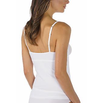 Mey 55224-1 Women's Emotion White Solid Colour Short Underslip
