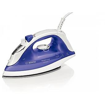 Steam iron Bosch Haushalt TDA2377 QuickFilling Secure White, Violet (transpare
