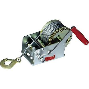 Hand winch Tensile force (stationary)=1100 kg HP Autozubehör 25
