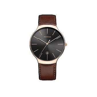 Bering mens watch classic kollektionen 13338-562