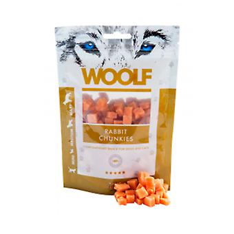 Woolf Rabbit Dog Snack (Dogs , Treats , Eco Products)