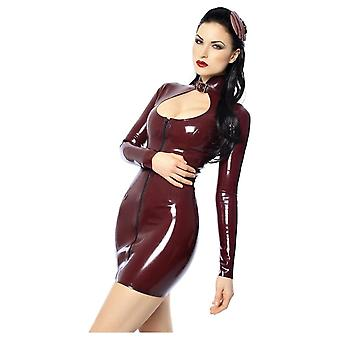 Westward Bound Trixi Latex Rubber Dress.