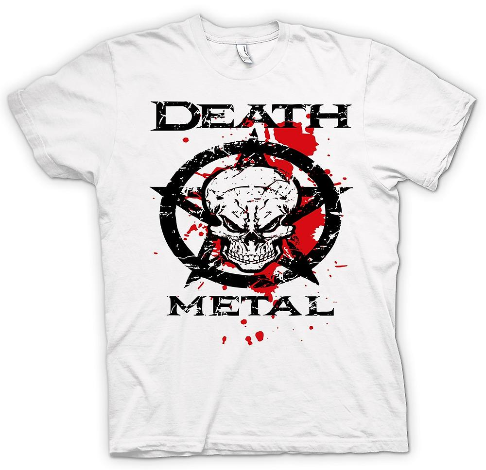 Heren T-shirt - deathmetal - Thrash Black Metal - Music