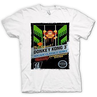 Herren T-Shirt - Nintendo - Donkey Kong 3 Gamer