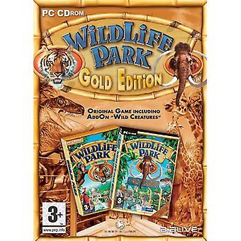 Wildpark goud (PC)