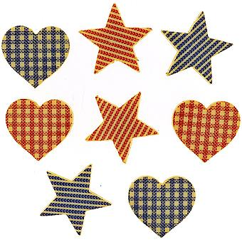 Dress It Up Embellishments-Heart Of The Home