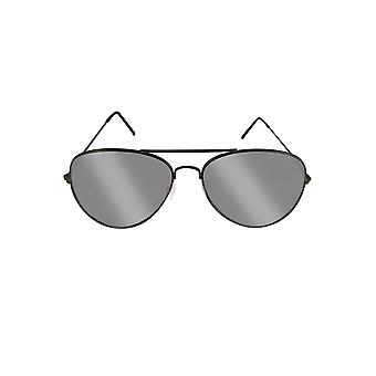 Adult Pop Icon Aviator Mirrored Lenses Glasses Fancy Dress Accessory