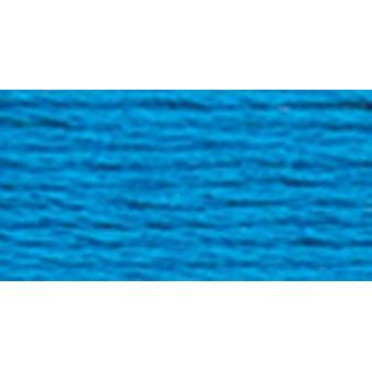 DMC 6-Strand Embroidery Cotton 100g Cone-Electric Blue Dark