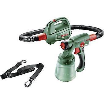 ボッシュ ホームとガーデン PFS 1000 塗料スプレー システム 410 W Max。フィード レート 100 ml/分