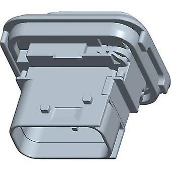 TE tilkobling Socket kabinett - PCB HDSCS, MCP totalt antall pinner 10 1-1564518-1-1 eller flere PCer