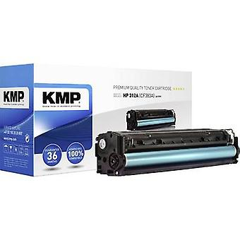 KMP Toner cartridge replaced HP 312A, CF383A Magenta 2700 pages H-T191