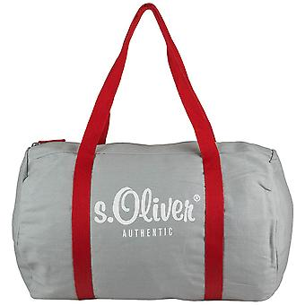 s.Oliver bomull travel bag Sportväska av Weekender 7F.709.94.7994