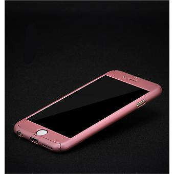 Samsung Galaxy A5 2016 cell phone case protective case cover tank protection glass rose
