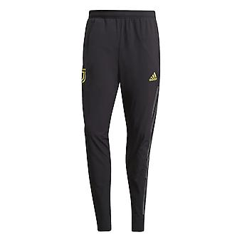 2018-2019 Juventus Adidas UCL Training Pants (Black)