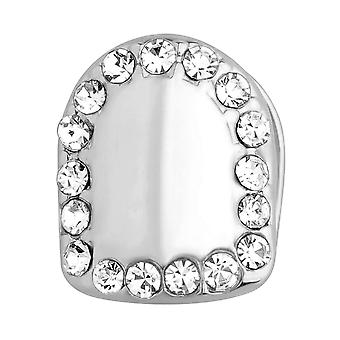 Iced 10x8mm Bling Grill - One size fits all Zahnaufsatz