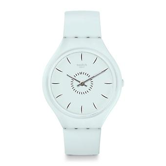 Swatch Svog100 Skinmint Silicone Watch