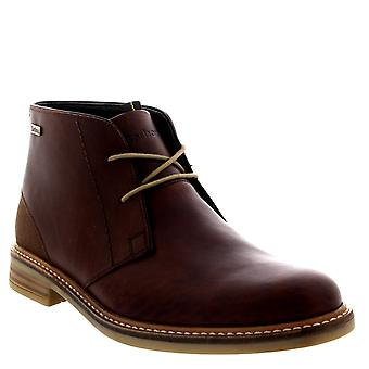 Mens Barbour Redhead Leather Chukka Ankle Smart Work Office Boots Shoes
