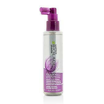 FullDensity 肥厚髪システム スプレー治療 - 125 ml/4.2 オンスの密度を高める高度なマトリックス Biolage
