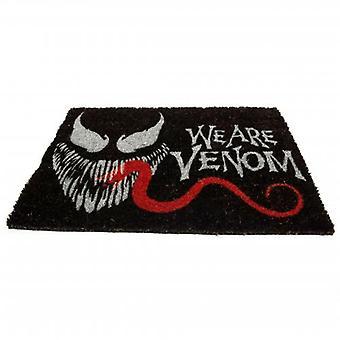 Venom Doormat