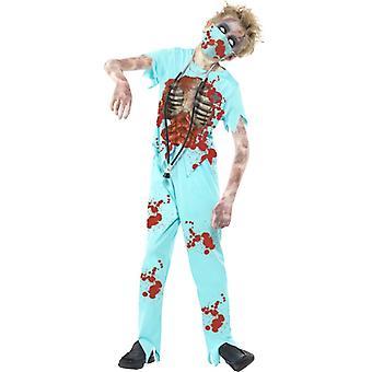 Zombie kirurg drakt