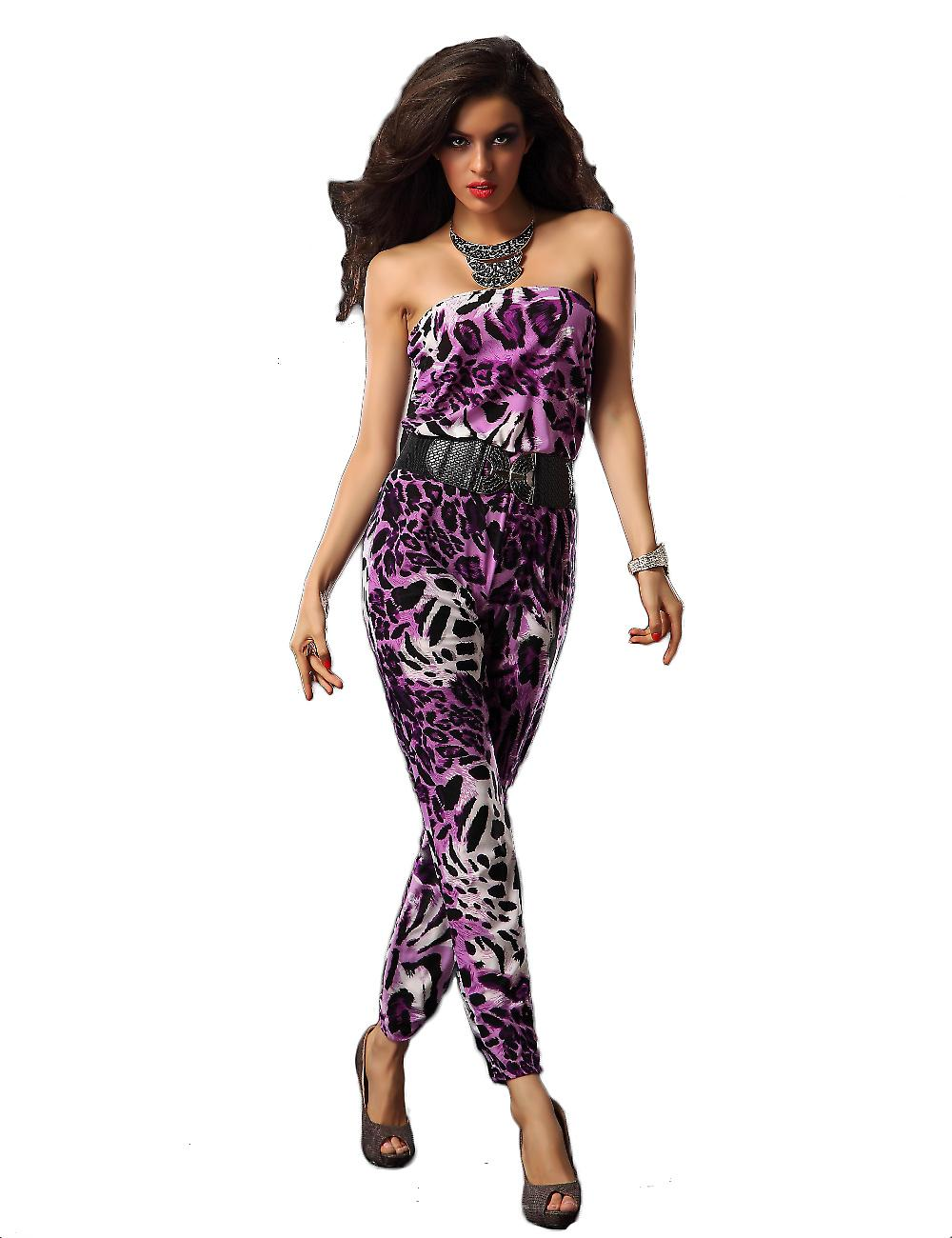 Waooh - Fashion - Strapless Jumpsuit pattern