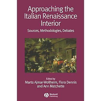 Naderen van de Italiaanse Renaissance interieur - Sources - methoden