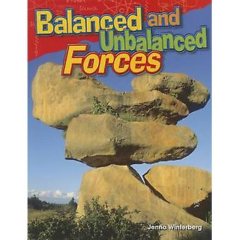 Balanced and Unbalanced Forces (Grade 3) by Jenna Winterberg - 978148