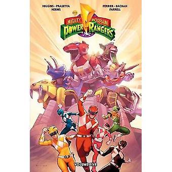 Mighty Morphin Power Rangers Vol. 5 av Kyle Higgins - 9781684151370 B
