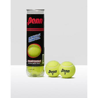 Penn Championship Tennis Balls (4 Ball Can)