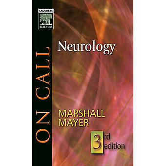 On Call Neurology (3rd Revised edition) by Randolph S. Marshall - Ste