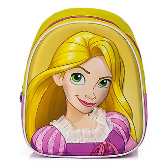 Disney Princess Rapunzel Backpack Junior 3D Motif satchel 27x23x10cm
