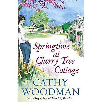Springtime på Cherry Tree Cottage: (Talyton St George)