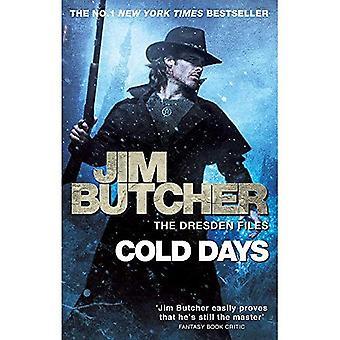 Les jours de froid: Un Dresden Files roman
