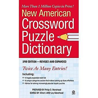 Ny amerikansk korsord ordbok