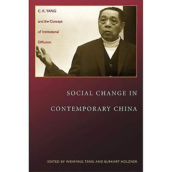 Sozialer Wandel im heutigen China: C. K. Yang und das Konzept der institutionellen Diffusion